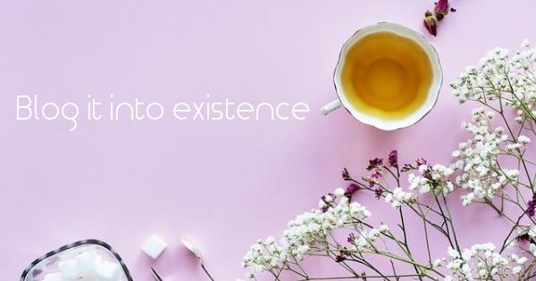 Feeling forever fulfilled -#BlogItIntoExistence June2020